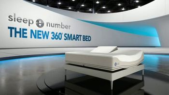 Sleep Number Weekend Special TV Spot, 'Temperature Balance: Winter: Save up to $700' - Thumbnail 2
