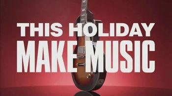 Guitar Center TV Spot, 'Holidays: One-Stop Shop' - Thumbnail 10