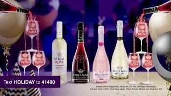 Stella Rosa Wines TV Spot, 'Celebrate the Holidays' - Thumbnail 8