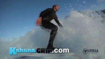 Kahuna Grip TV Spot, 'Sure-Footed Mat: $5 Off'
