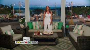 Rooms to Go TV Spot, 'Cindy Crawford Home: Night Out'