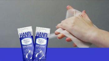 Nice 'N Clean Antibacterial Hand Wipes TV Spot, 'Healthy Shopping' - Thumbnail 3