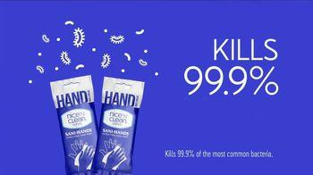 Nice 'N Clean Antibacterial Hand Wipes TV Spot, 'Healthy Shopping' - Thumbnail 4