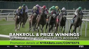 NYRA TV Spot, 'Racing Action'