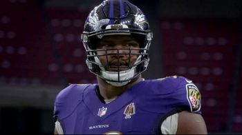 NFL TV Spot, 'Walter Payton Man of the Year Award: Calais Campbell' - 3 commercial airings
