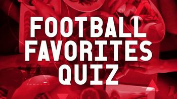 Grubhub TV Spot, 'Football Favorites Quiz: Two Teams'