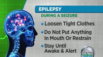 Medical Minute: Seizures thumbnail
