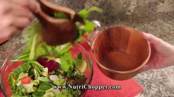 NutriChopper TV Spot, 'Quick & Easy Meals' - Thumbnail 2
