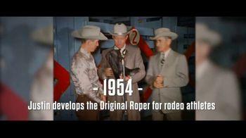 Justin Boots TV Spot, 'Purpose: Since 1879'