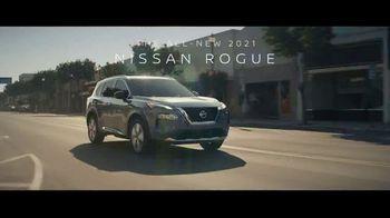 2021 Nissan Rogue TV Spot, 'Say It Your Way' [T1] - Thumbnail 8