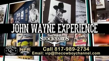 Wrangler National Finals Rodeo TV Spot, 'Cowboy Channel: VIP Experience'
