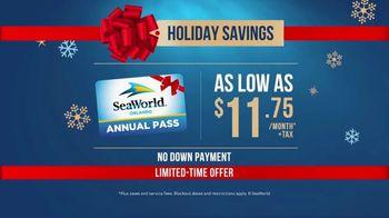 SeaWorld Christmas Celebration TV Spot, 'Annual Pass' - Thumbnail 8