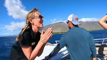 The Hawaiian Islands TV Spot, 'Whale Watching' Featuring Corey Conners, Max Homa - Thumbnail 10