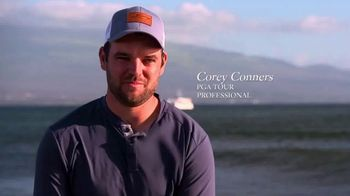 The Hawaiian Islands TV Spot, 'Whale Watching' Featuring Corey Conners, Max Homa - Thumbnail 6