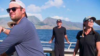 The Hawaiian Islands TV Spot, 'Whale Watching' Featuring Corey Conners, Max Homa - Thumbnail 7