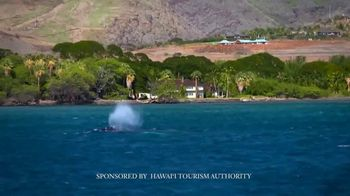 The Hawaiian Islands TV Spot, 'Whale Watching' Featuring Corey Conners, Max Homa - Thumbnail 8