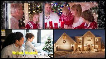 Wallside Windows TV Spot, 'Holidays: Windows Talk: Half-Off'