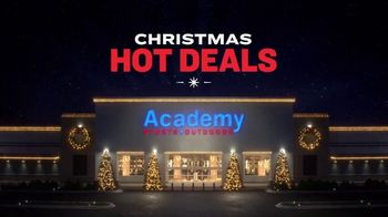 Academy Sports + Outdoors TV Spot, 'Holidays: Give the Gift of Fun: Fleece, Coolers and Basketballs' - Thumbnail 1