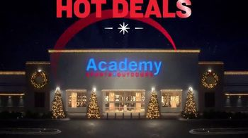 Academy Sports + Outdoors TV Spot, 'Holidays: Give the Gift of Fun: Fleece, Coolers and Basketballs' - Thumbnail 2