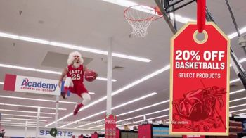 Academy Sports + Outdoors TV Spot, 'Holidays: Give the Gift of Fun: Fleece, Coolers and Basketballs' - Thumbnail 7