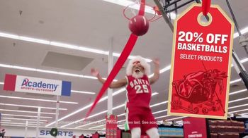 Academy Sports + Outdoors TV Spot, 'Holidays: Give the Gift of Fun: Fleece, Coolers and Basketballs' - Thumbnail 8