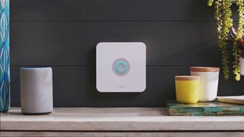 Ring Alarm TV Spot, 'Holidays: Reinventing Home Security'