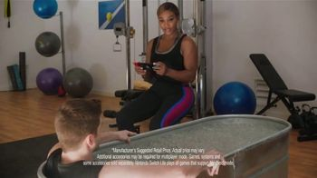 Nintendo Switch TV Spot, 'Serena Williams Plays Her Favorite Games: Fitness Boxing 2: Rhythm & Exercise' - Thumbnail 7