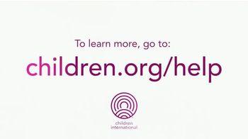 Children International TV Spot, 'Good Finds a Way' - Thumbnail 7