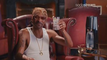 SodaStream TV Spot, 'Holidays: The Small Things' Featuring Snoop Dogg