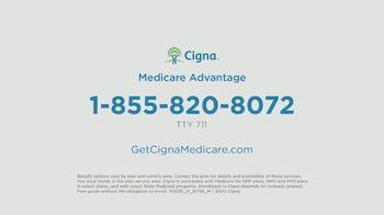 Cigna Medicare Advantage TV Spot, 'Enroll Now: Bella' - Thumbnail 10