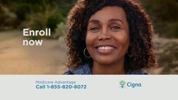 Cigna Medicare Advantage TV Spot, 'Enroll Now: Bella' - Thumbnail 8