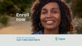 Cigna Medicare Advantage TV Spot, 'Enroll Now: Bella' - Thumbnail 9