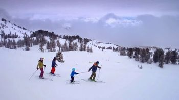 Utah Office of Tourism TV Spot, 'Utah Skiing Remains Unchanged'