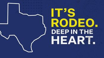 Wrangler National Finals Rodeo TV Spot, 'Rodeo Deep in the Heart'