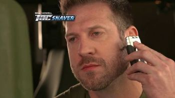 Bell + Howell Tac Shaver TV Spot, 'Double Offer: $10 Off' - Thumbnail 5