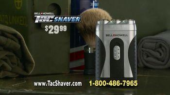Bell + Howell Tac Shaver TV Spot, 'Double Offer: $10 Off' - Thumbnail 7