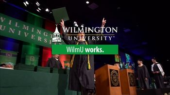 Wilmington University TV Spot, 'Works: Graduate Programs' - Thumbnail 10