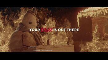 Coors Light TV Spot, 'The Holiday Beerman' - Thumbnail 8