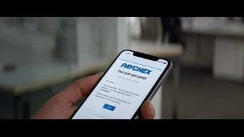 Paychex TV Spot, 'Solutions to Make the Workday Go Easier? Paychex Helps You Do It All'
