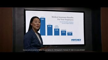 Paychex TV Spot, 'Solutions to Make the Workday Go Easier? Paychex Helps You Do It All' - Thumbnail 9