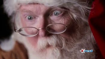 Crest TV Spot, 'The Official Toothpaste of Santa: 12 Days of Smiles'