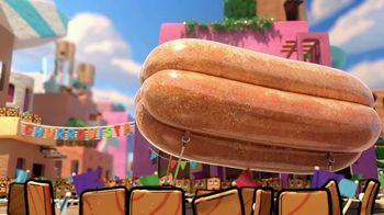 Cinnamon Toast Crunch Churros TV Spot, 'Desfile' [Spanish] - Thumbnail 5