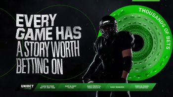 Unibet TV Spot, \'Every Game: $250\'