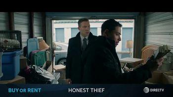DIRECTV Cinema TV Spot, 'Honest Thief' - 117 commercial airings