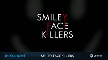 DIRECTV Cinema TV Spot, 'Smiley Face Killers' - 12 commercial airings