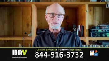 Disabled American Veterans TV Spot, 'Recovering From the Wounds of War' Featuring Ed Harris - Thumbnail 9