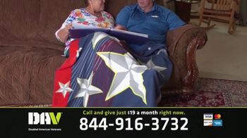 Disabled American Veterans TV Spot, 'Recovering From the Wounds of War' Featuring Ed Harris - Thumbnail 7