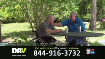 Disabled American Veterans TV Spot, 'Recovering From the Wounds of War' Featuring Ed Harris - Thumbnail 8