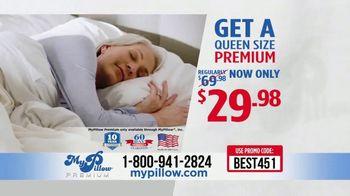 My Pillow Premium TV Spot, 'Not Sleeping Well: Mike's Best Offer' - Thumbnail 6
