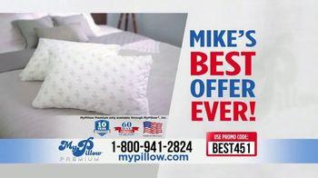 My Pillow Premium TV Spot, 'Not Sleeping Well: Mike's Best Offer' - Thumbnail 8
